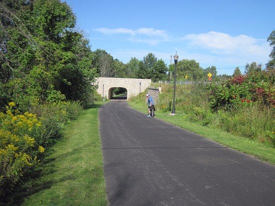 Isabella County, MI: interesting bridges
