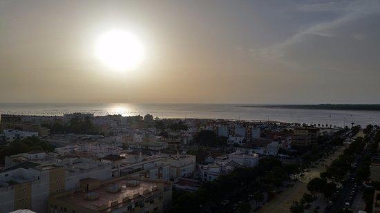 Hotel Guadalquivir: Vistas desde la terraza del hotel