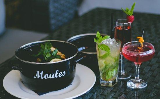 Stonehouse, UK: Mussels & Cocktails