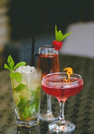 Stonehouse, UK: Cocktails