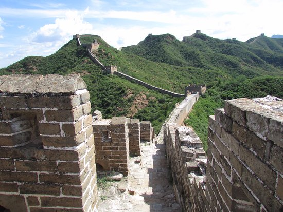Luanping County, China: Jinshanling Great Wall