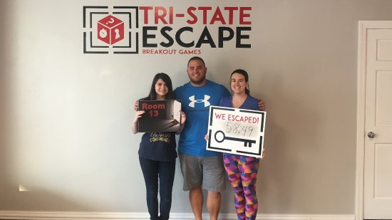 Ashland, KY: We Escaped!