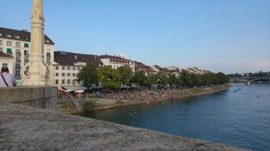 Hotel Krafft Basel Photo