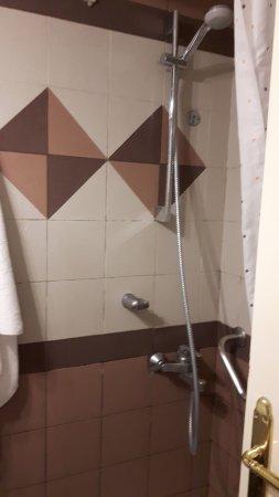 Achillion Hotel: La douche