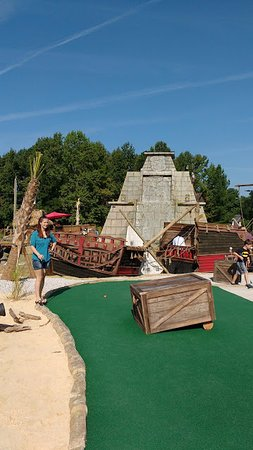 High Seas Miniature Golf
