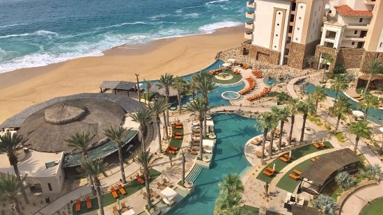 Grand Solmar Land's End Resort & Spa: Best Drinks, Best Spa and Best Views in Cabo!!!
