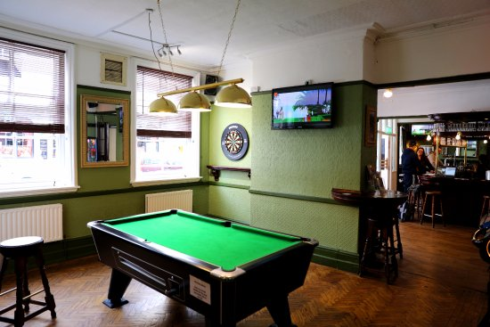 Games Room Pool Darts Fruit Machines Picture Of The White Horse