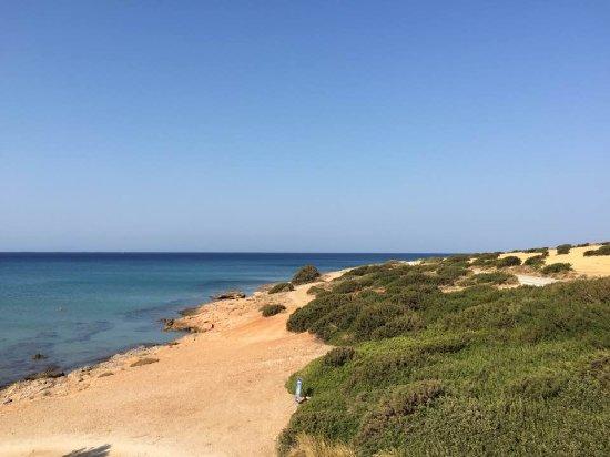 Agiassos, Grecia: view from studio