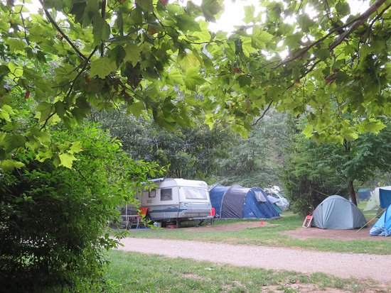 Camp Bled: Taken from our pitch