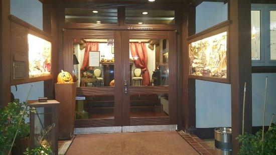 Waldblick Hotel: כניסה