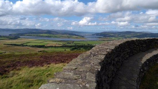 Grianan Of Aileach: Breathtaking views