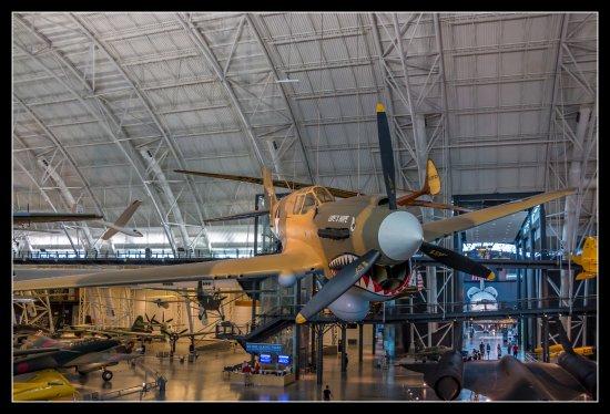 Chantilly, VA: Musée aviation