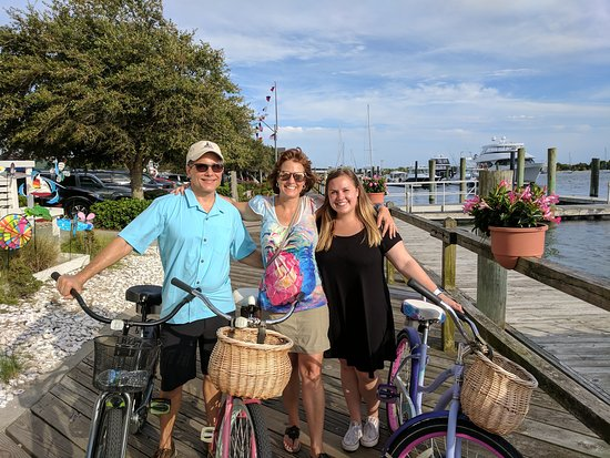 Beaufort, NC: Loved our tour with Betsy!