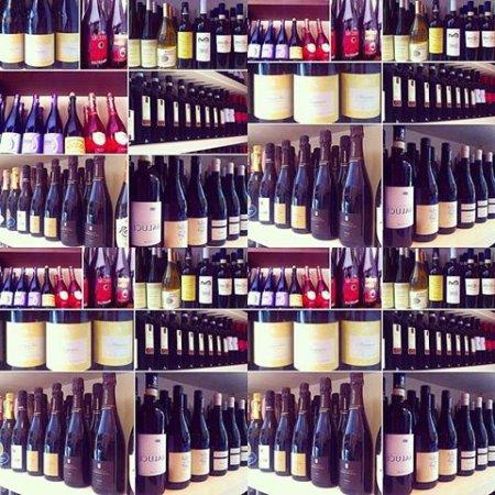 La nostra cantina dei vini - Picture of La Cucina, Modena ...