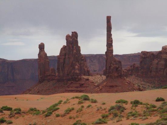 Kayenta Monument Valley Inn: monument valley