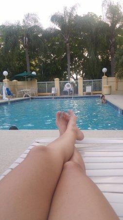 La Quinta Inn & Suites Miami Airport East: pool