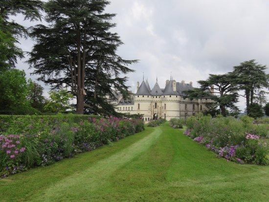 Chaumont-sur-Loire, France: fairy tale castle