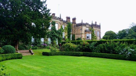 Renishaw, UK: the house
