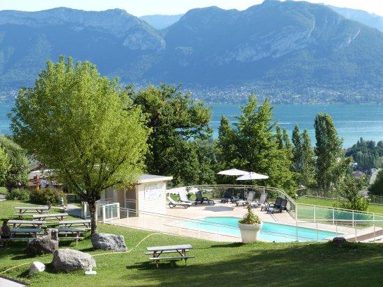 Les balcons du Lac d'Annecy照片