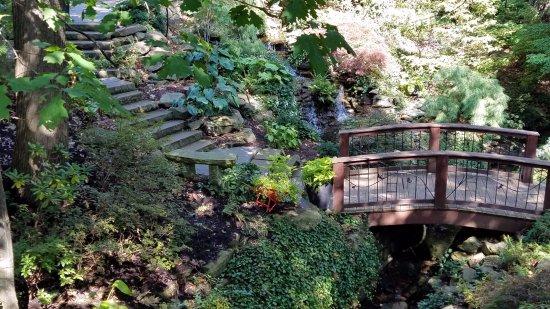 Photo of Botanical Garden Cleveland Botanical Garden at 11030 East Blvd, Cleveland, OH 44106, United States