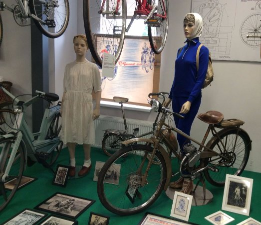 Museum of Cycling History