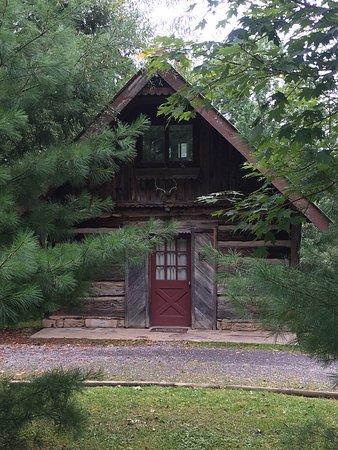 Mount Nebo, WV: McKinley Cabin