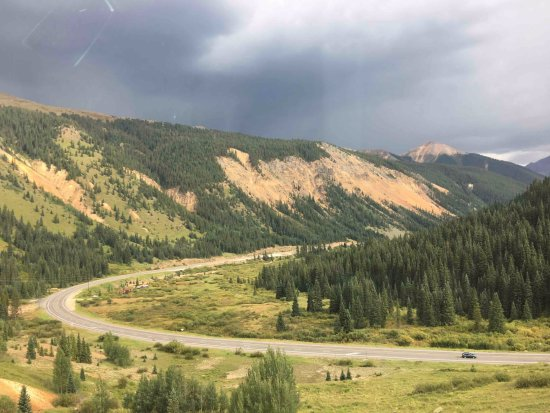 Silverton, CO: Driving