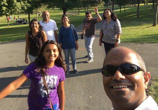 Great family fun at Elm Creek Park, Maple Grove, MN. Ketan Deshpande, Minnesota