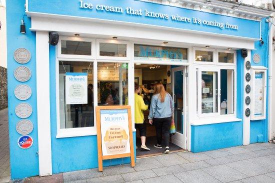 Murphys Ice Cream : Fachada de Murphy's