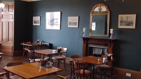 Boat of Garten, UK: Dining room