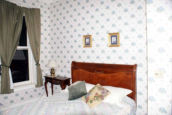 Columbus Hotel: Comfortable Bed