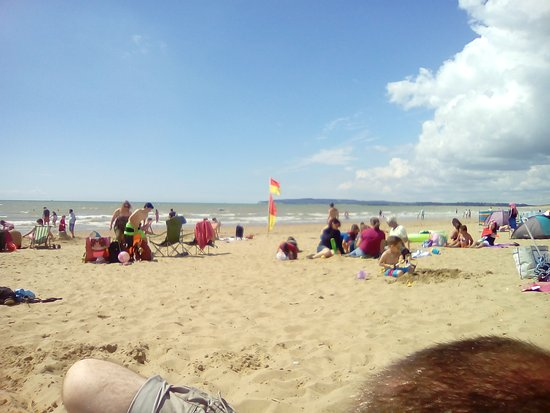 Chichester Lakeside Holiday Park - Park Holidays UK: Beach (Whittering) around 15mins from holiday site