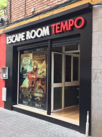 Escape Room Tempo Calle Virgen De Aguas Santas Sevilla