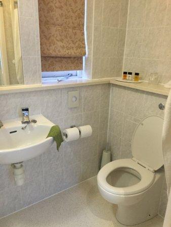 The Darlington Hyde Park : Very nice bathroom - almost as big as the bedroom :)