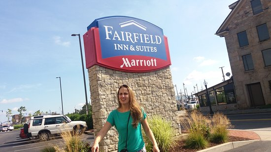 Fairfield Inn & Suites New Bedford: Hotel