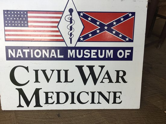 Keedysville, MD: Pry House Field Hospital Museum
