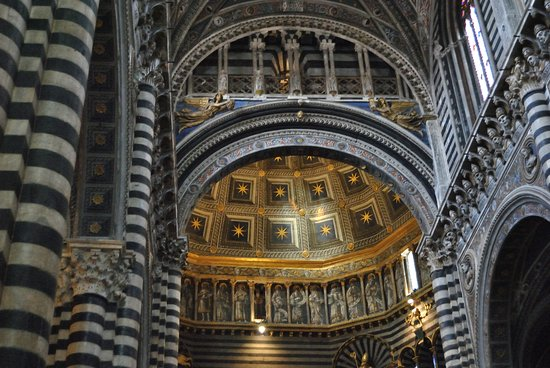 Siena, Italia: Interior
