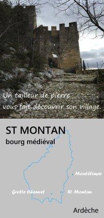 Un tailleur de pierre vous fait visiter son village: le flyer...
