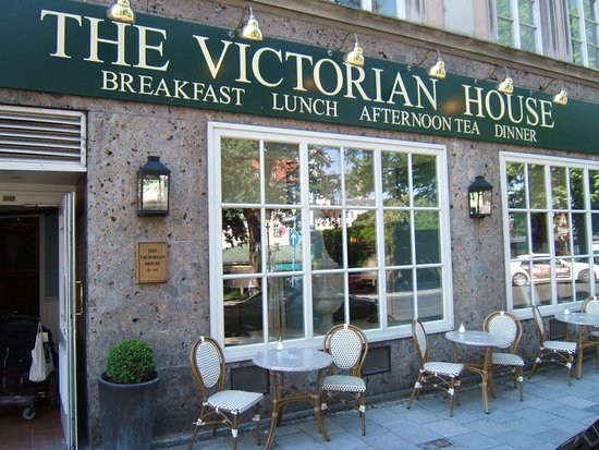 The Victorian House - Picture of The Victorian House ...