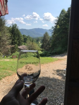 ‪‪Bryson City‬, ‪North Carolina‬: Deep Creek Winery‬