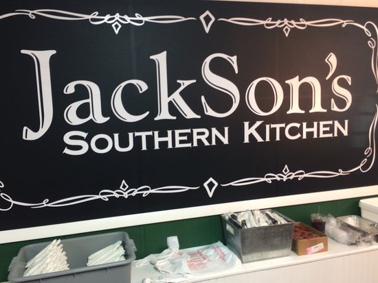 JackSon's Southern Kitchen: These photos don't do the great soul food any justice.