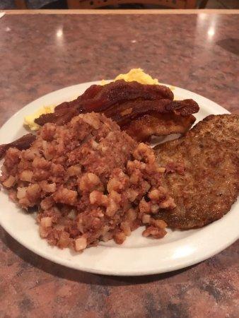 Breakfast Buffet @ Saddle West!