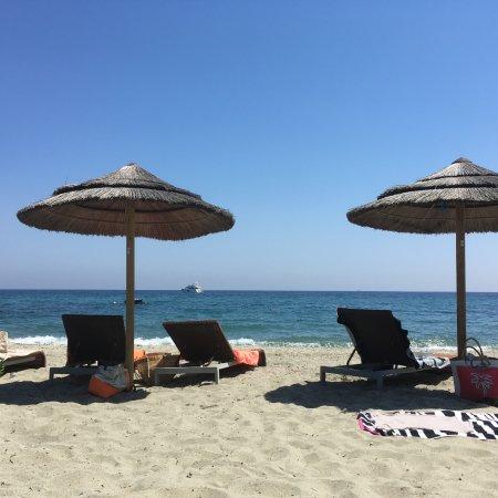 La Vallicella : plage de la Valicella