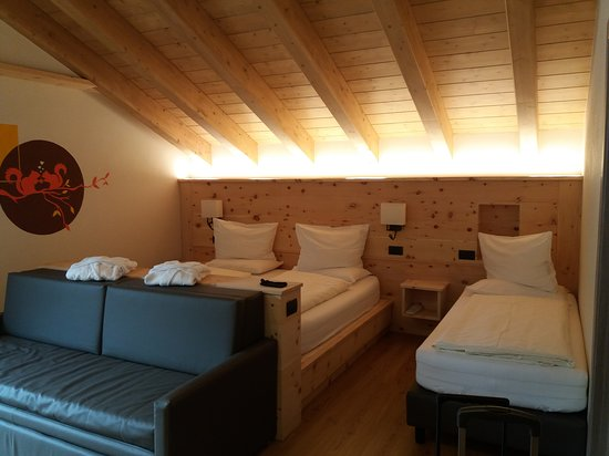 Hotel Alpi: 20170901_143437_large.jpg