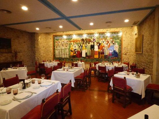Parador de Santo Domingo de la Calzada: Dining room