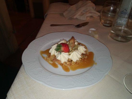 Palaia, Italia: dessert