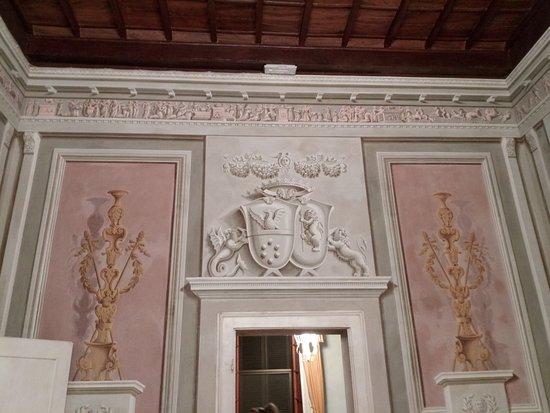 Palaia, إيطاليا: interno