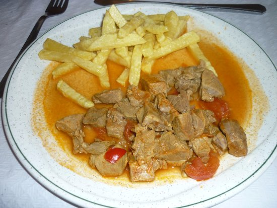 Restaurante Vega Don Sancho : CALDERETA DE CIERVO