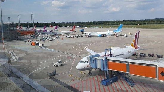 Flughafen Köln/Bonn Besucherterrasse