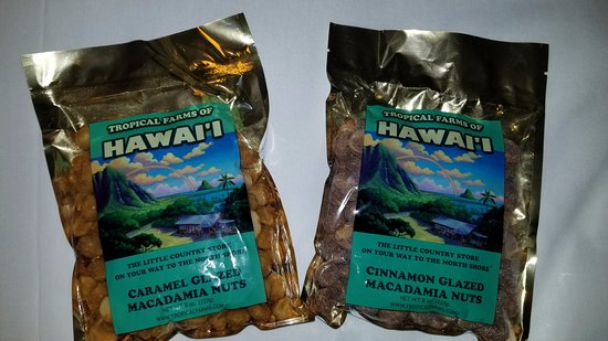Kaneohe, Hawaï: Delicious flavors!
